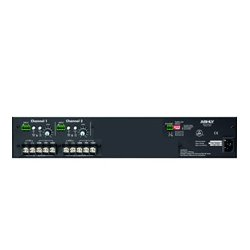 Ashly Audio - TRA-2150 - Ashly Two-channel 150W/ch @ 4 ohms 70V and 100V Amplifier