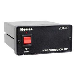 Horita - VDA-50 - Horita Wideband Multiple I/O Video Distribution Amplifier