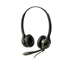 Listen Technologies - LA-453 - Listen ListenTALK Headset 3 (Over Head Dual with Boom Mic)