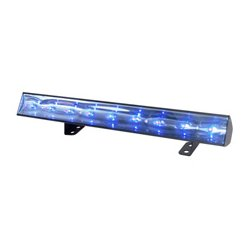 American DJ - ECO UV BAR 50 IR - High Output Ultraviolet Bar with 9x 3-Watt UV LEDs