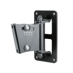 K&M - 24471-000-55 - K&M Speaker Wall Mount - Black