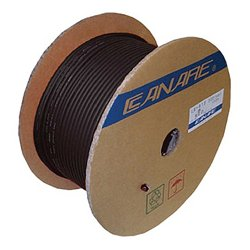 Canare Electric - L-5.5CUHD 200M - Canare L-5.5CUHD 12G-SDI 75 OHM Video Coaxial Cable - 656 Feet
