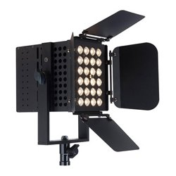 Elation - TVL959 - Professional TVL3000-II DW 24X3 Watt / 3200K / 5600K TV Studio Light