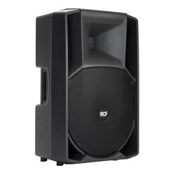 RCF - ART-745A - RCF Active Two-Way Sound Reinforcement Loudspeaker with 15 Inch Woofer