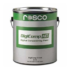 Rosco Labs - 150,057,510,640.00 - Rosco 150057510640 Digicomp HD Paint 5 Gallon Green