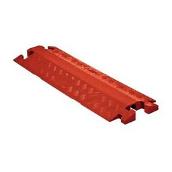 Checkers Industrial - CPRL-1X125-O - Cross Guard ADA Rail Attachments for LineBacker CPRP1X225 Orange