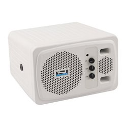 Anchor Audio - 135+ - AN-135 Plus 30 Watt Powered Monitor - White