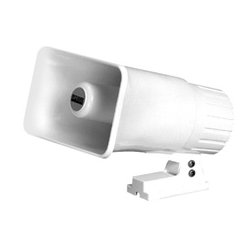 Speco - 15T - 8in Weatherproof PA Speaker With Transformer