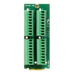 Ward-Beck Systems - T6406A - Ward-Beck Dual Card 4 9-Pin Terminal Block Rear Module