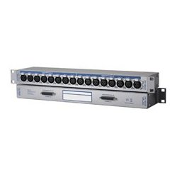RME Audio - DTOX16I - RME DTOX16I Analog Breakout Panel - 16 XLR Inputs to 2 D-Sub Connectors