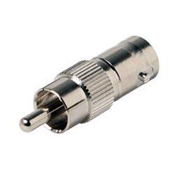 TecNec - 200-170 - RCA Male to 50 Ohm BNC Female Video Adapter
