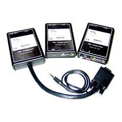 Energy Transformation Systems - AV970 - ETS VGA Video Stereo Audio Balun Set