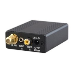 NetMedia - MM-70 - NetMedia Coax-Powered RM70 Single Channel Modulator - UHF, CATV