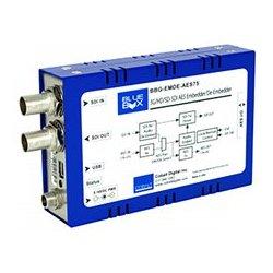 Cobalt Digital - BBG-EMDE-AES75 - Cobalt 3G/HD/SD-SDI 8 Pair (16 Channel) AES Audio Embedder/De-Embedder