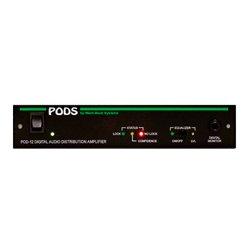 Ward-Beck Systems - POD12A/75 - Ward-Beck 1x6 AES/EBU Reclocking Distribution Amplifier -75 Ohm Version