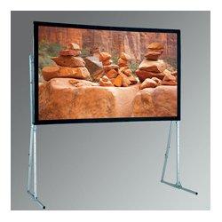 Draper - 241,078.00 - Draper 241078 Ultimate Folding Screen with Standard Legs/ 106 Inch/ HDTV/ CineFlex CH1200V