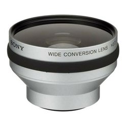 Sony - VCL0737W - Wide Conversion Lens For BRC-300