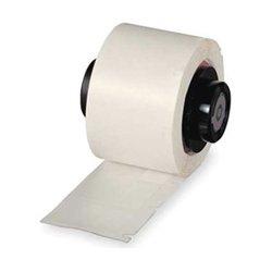 Brady - PTL-17-483 - Label, White, Polyester, 1 In. W