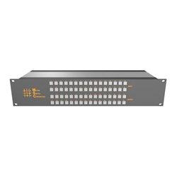 Matrix Switch - MSC-2HD2408L - Matrix Switch 3G/HD/SD-SDI 24x8 2RU Routing Switcher -Button Ctrl