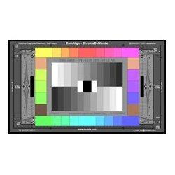 DSC Labs - JW23-CDM28R - DSC Labs ChromaDuMonde Test Chart 24-Plus-4 Colors with Resolution - Junior 17 x 10