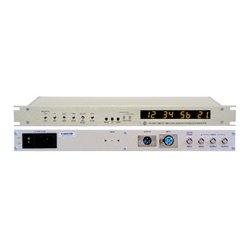 ESE - ES 488U - SMPTE Timecode System - Black