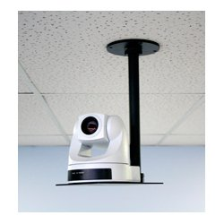 Vaddio - 535-2000-290 - Vaddio 535-2000-290 Ceiling Mount for Network Camera, Surveillance Camera, Video Conferencing Camera