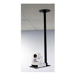Vaddio - 535-2000-291 - Vaddio Ceiling Mount for Surveillance Camera, Video Conferencing Camera