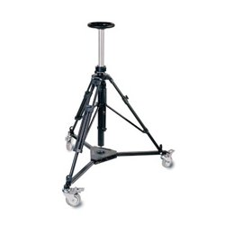 Sachtler - 4191 - Sachtler 4191 Flat Base Mount with One Manually Adjusted Tripod Stage & 15.4 Inch Lift Air Column Compatible Fluid Head