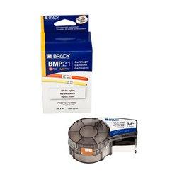 Brady - M21-375-499 - Brady M21-375-499 Label Cartridge for BMP21 Series, ID PAL, White