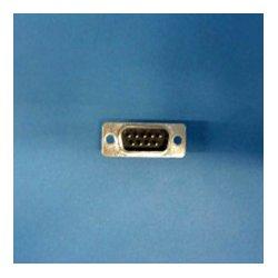 Liberty Wire & Cable - DB9M - Liberty DSUB Plug. 9-Pin Solder NKL(V3)
