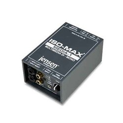 Jensen Transformers - MEDIA-1 - Single Channel Direct Box