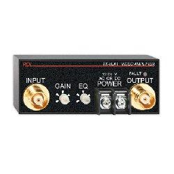 Radio Design Labs (RDL) - TX-VLA1 - RDL Video Line Amplifier - Adjustable Gain & EQ