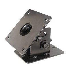 Video Mount Products - CCA-1 - TV Mount Cathedral Ceiling Plate for 1.5 Inch NPT Pipe