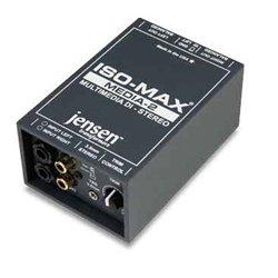 Jensen Transformers - MEDIA-2 - Two Channel Direct Box