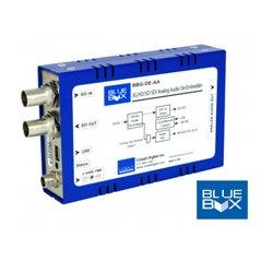 Cobalt Digital - BBG-DE-AA - Cobalt 3G/HD/SD Analog Audio De-Embedder