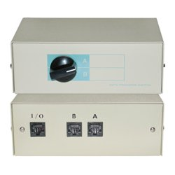 Other - NB-RJ45-AB - RJ45 AB 2 Way Switch Box