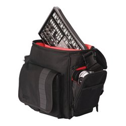 JBL - G-CLUB-DJ BAG - DJ Bag for 35 LPs and Serato-Style Interface