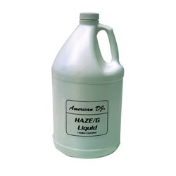 American DJ - HAZE/GAL - 1 Gallon Haze Juice for Haze Generator