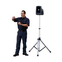 Anchor Audio - MEGA-BPDUAL - Audio MEGA-BP DUAL MegaVox Pro Basic Package - Handheld Mic