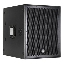 RCF - SUB-8004AS - RCF Active Subwoofer with 4 Inch Voice Coil and 18 Inch Woofer