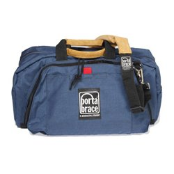PortaBrace - RB-2 - PortaBrace Medium Run Bag - Shoulder Strap, Handle - Cordura - Blue