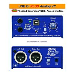 ARX America - USB7 - ARX USB-7 Second Generation 24 bit USB DI with Digital and Analog Interface with Volume Control