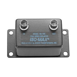 Jensen Transformers - VB-1BB - Jensen IsoMax Composite Video Isolator
