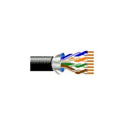 Belden / CDT - 7929A 0061000 - 7929A 24 AWG 4 Pair Cat 5e DataTuff Twisted Pair Cable (1000 ft) Blue