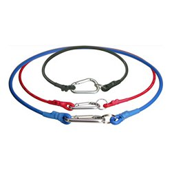 TecNec - GT-CTS2-BE - Gaffers Tape Holder Strap - 2 Foot Loop Blue