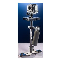 Glidecam Industries - IGLD-BK - Glidecam iGlide GoPro Hero & iPhone Camera Stabilizer for 14 Ounce Cameras Black