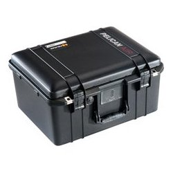Pelican - 015570-0000-110 - Pelican 1557 Air Case with Logo and Foam - Black