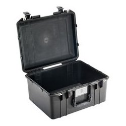 Pelican - 015570-0010-110 - Pelican 1557 Air Case with Logo and No Foam - Black