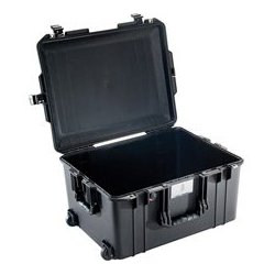 Pelican - 016070-0010-110 - Pelican 1607 Air Case with Logo and No Foam - Black