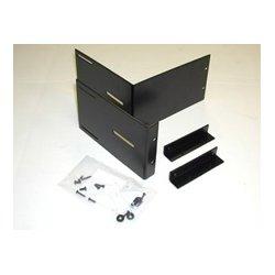 Anchor Audio - RM-1BK+ - Audio Single Rackmount - Black